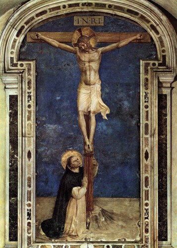 st dominic adoring the crucifixion.jpg